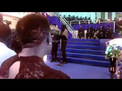 Nesbeth Wife Funeral EULOGY Speech [ My Dream ]