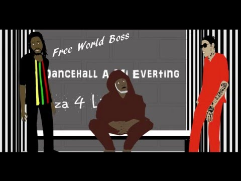 Vybz Kartel Vs Chronixx From Prison | Cannibalism [Jamaican Cartoon]