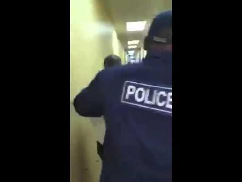 TRINI POLICE A VIDEO IAN ALLEYNE BEHIND BARS