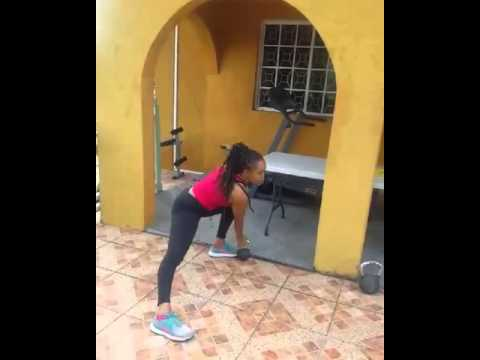 ‪ Queen Ifrica  #‎NoPlasticBatty‬ workout Naturally