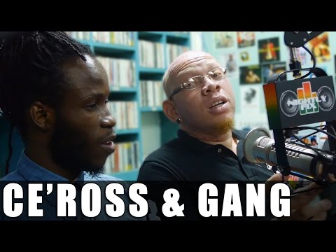 March Madniss winner & MVP Gang and Ce'ross talk competition experience