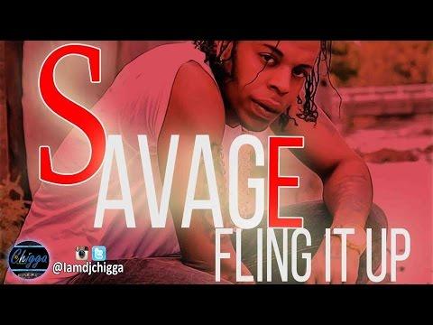 Savage - Fling It Up (Culu Culu Pt. 2) ●Easy Rider Riddim● Dancehall 2016