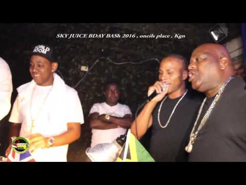DEXTER DAPPS SHABBA MADDA POT @SKY JUICE BIRTHDAY BASH 2016