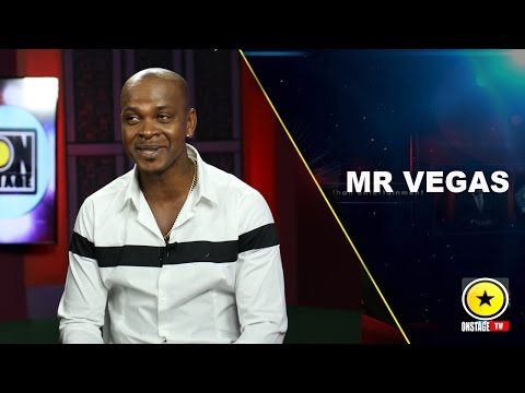 Onstage - Mr Vegas: Drake Love Jamaican Artiste But Where Is The Evidence?
