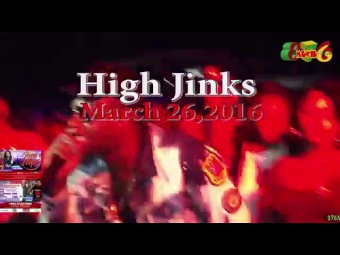 Ding Dong - High Jinks (DaneHall Party) March 26,2016 (Video by 876Muzik)