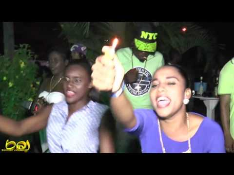 Addi Onli Party [Vybz Kartel Songs Only] (Prt. 3) Zj Chrome & Dexta Peppa On Set