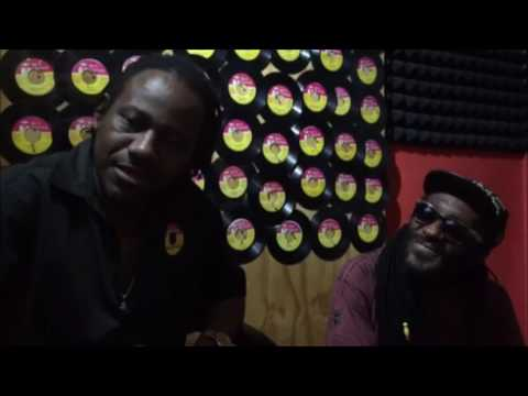 Delroy Melody  Exclusive Interview  in the Hot Seat, with Wayne lonesome