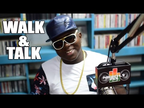 Walk & Talk calls out artistes on their BS + talks his mind on Alkaline, Masicka & more!