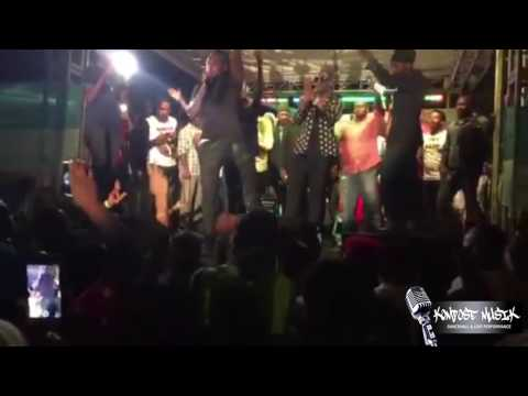BOUNTY KILLER 'MAVADO ' SIZZLA | FULL PERFORMANCE & BIG VYBZ KARTEL | TEAM UNITY | JULY 2016