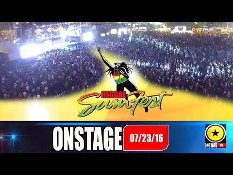 Onstage Sumfest Special July 23 2016 (FULL SHOW)