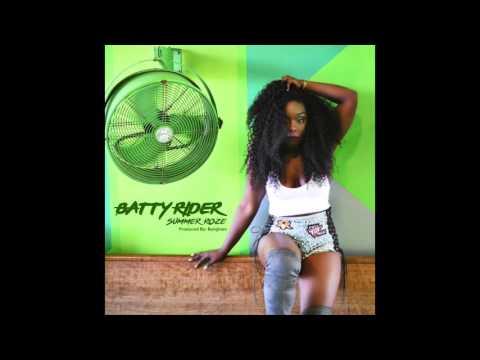 Summer Roze - Batty Rider (Raw)