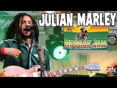 Julian Marley - Sharp As A Razor  @ Reggae Jam 2016