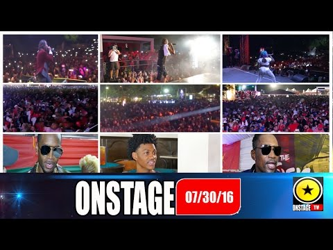 Onstage Special - Dream Weekend In Negril: July 30, 2016 (FULL SHOW)