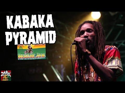Kabaka Pyramid - Wha Gwaan Bredda @ Reggae Jam 2016