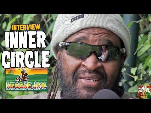 Inner Circle - Interview @Reggae Jam 2016