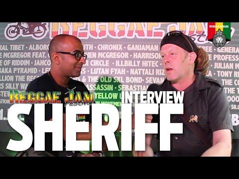 Interview Reggae Jam Founder Sheriff at Reggae Jam 2016