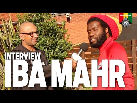 Interview Iba Mahr in Leicester UK 2016
