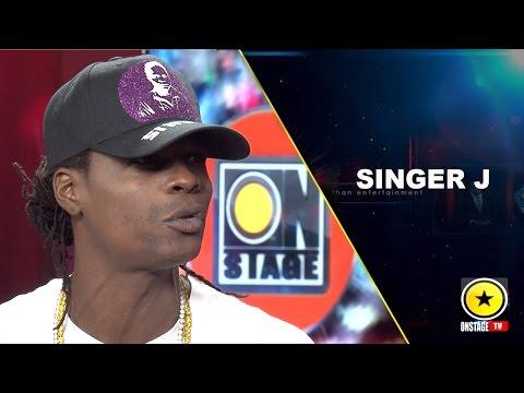 Singer J: The Artiste Usain Bolt's Post Breaks - Live Performance Of The Song