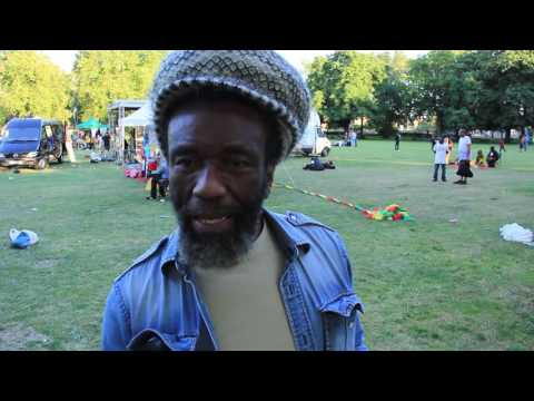 AFRIKAN International day of Action Kennington Park London