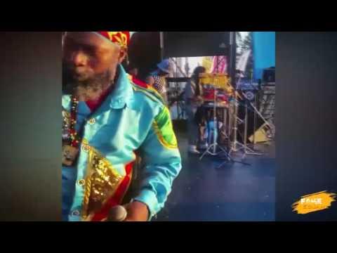 Capleton X Chronixx X Jah Cure X Richie Spice X Clymaxx At St Mary Mi Come From|August|2016