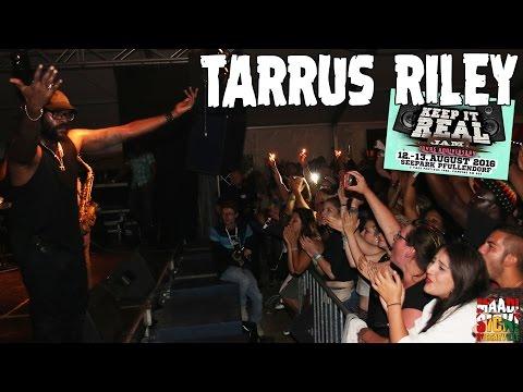 Tarrus Riley - Rebel / La La Warriors / Friend Enemy @Keep It Real Jam 2016