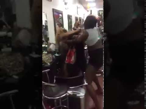 Jamaican Girls Fighting Over Man (Oct 2016)