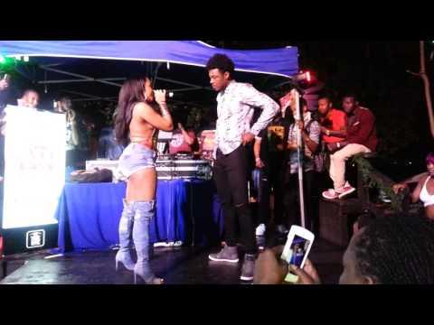 Devin Di Dakta & RR Live Performance @ Zj Dymond Over Rave 2016