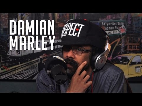 Damian Marley Shares Favorite Songs by his Father, working w/Nas & Thoughts on Dancehall Today