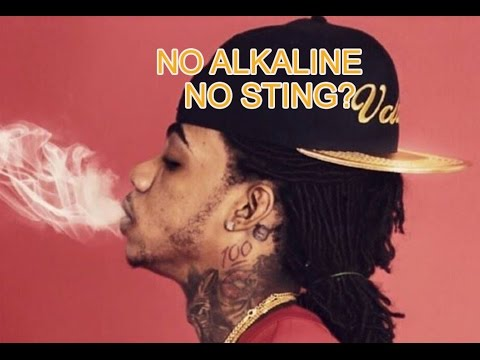 Alkaline refuse to perform in Jamaica for 2 years No Alkaline No Sting
