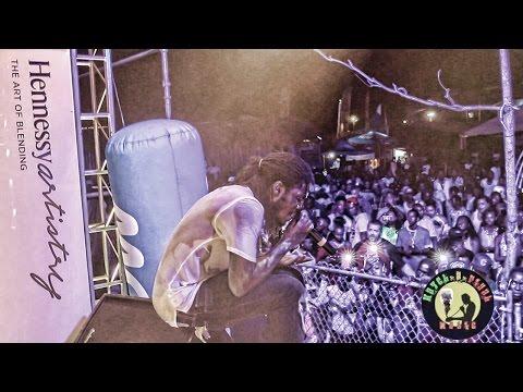 Aidonia, Stiffy, Scrilla, Stabby, Marzville, Live @ Barbados Hennessy Artistry Beach Jam 2016