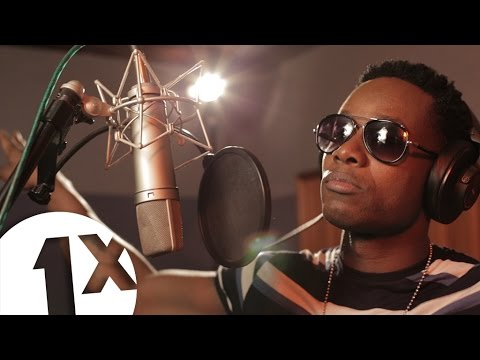 Razor B performs 'Nah Leff' for BBC Radio 1Xtra in Jamaica
