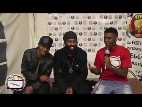 TMTV | Spragga Benz talks the current state of Dancehall | Montreal Reggae Festival 2016