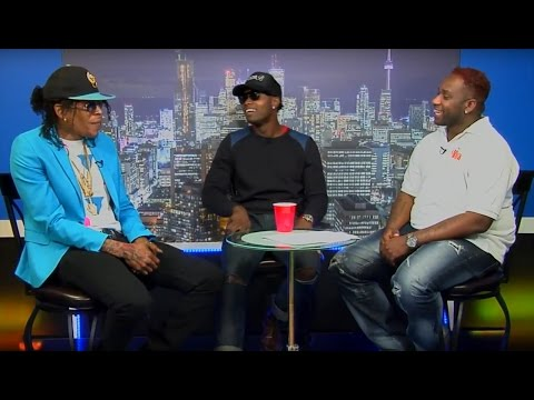 Savage First time in Canada with Razor B on G View TV
