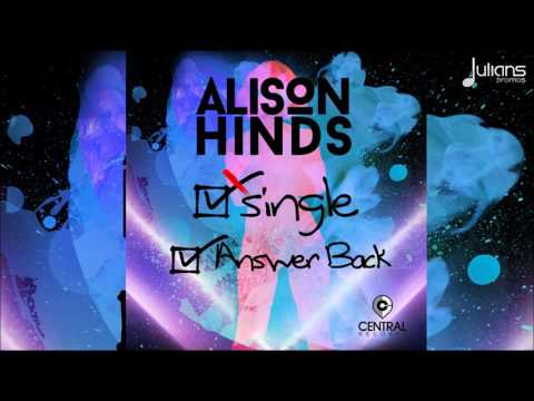 "Alison Hinds - Single (Official Answer Back) ""2017 Soca"" (Crop Over)"