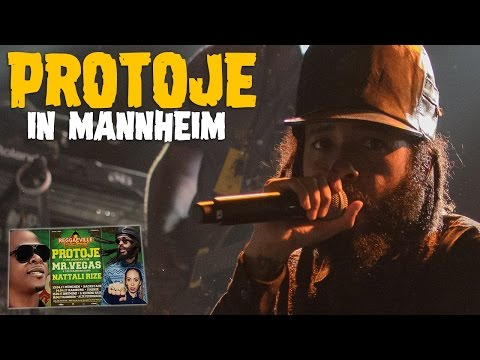 Protoje & The Indiggnation - Kingston Be Wise in Mannheim, Germany @ Reggaeville Easter Special 2017
