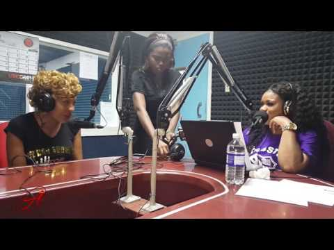 D'Angel Interview with Miss Kitty @NationWide Radio
