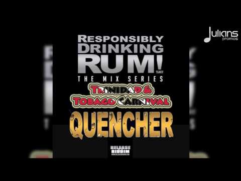 Responsibly Drinking Rum - TnT Carnival Quencher 2017