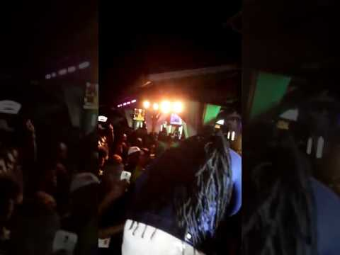 I-Octane live at pier pressure in Montego bay Jamaica