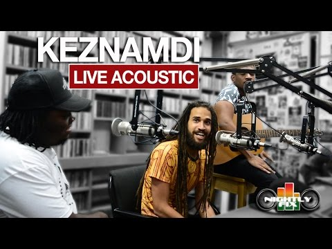 Keznamdi performs 'Victory' live @NightlyFix