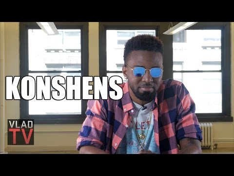 "Konshens on ""Bruk Off"" Getting 50 Million Views, the Song's Real Meaning"