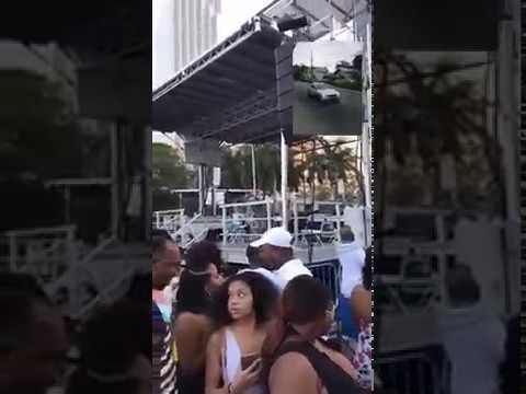 """Masicka And Jahmiel """"PERFORMANCE"""" Best Of The Best Concert Miami 2017"""