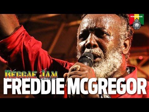 Freddie McGregor Live at Reggae Jam 2016