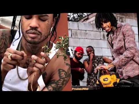 """Alkaline Finally Diss Tommy Lee Styling Him As Nyammylee .... Subliminally Say Tommy Lee """"Red Eye"""""""