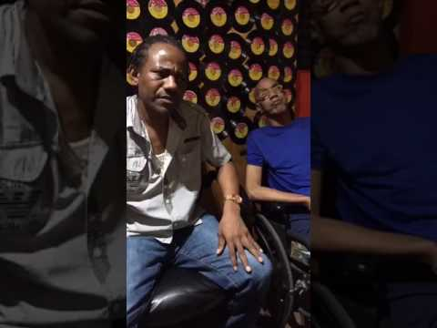 Frankie Paul Bunning out the Fake Dub Studio In St Elizabeth who selling Fake Frankie paul