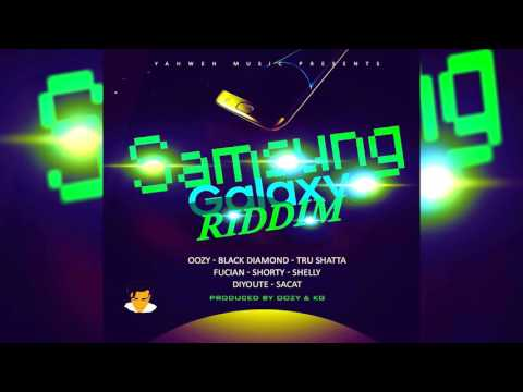 Samsung Galaxy Riddim Mix (JUNE 2017) DANCEHALL   Mix By Djeasy