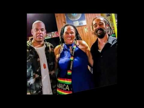 Jay Z In Jamaica Working In Tuff Gong Studio With Damian Marley