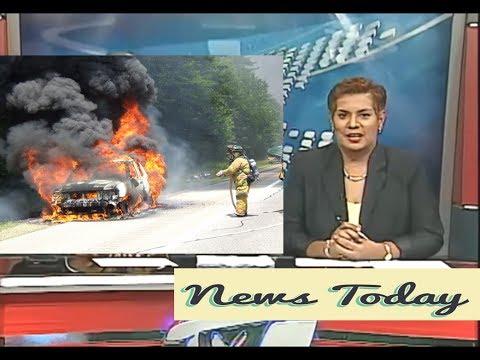 Jamaica  Midday News ( May-31-2017)- News At Moon-CVM TV-Jamaica Radio-News Today