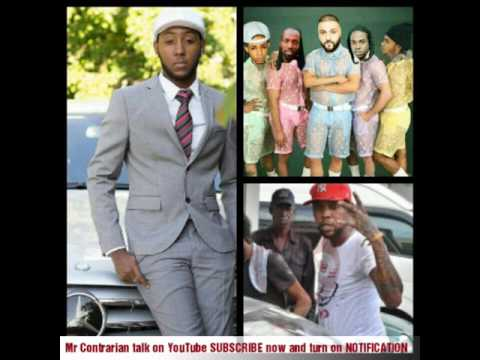 Vershon Blamed For Alkaline, Mavado, Jahmiel VIRAL PHOTO + Vybz Kartel Safe Following Prison Fire