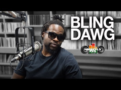 Bling Dawg talks one drop EP, planning fatherhood + reconciling w/ Kartel