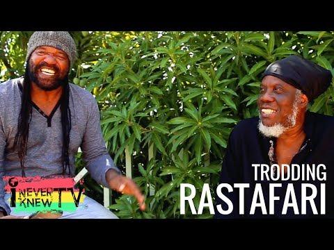 """Mutabaruka Interview """"Trodding Rastafari and explains Racism"""""""
